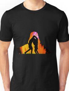 Star Wars - Anakin Skywalker Vs Obi Wan Kenobi Unisex T-Shirt