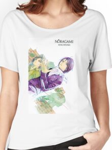 Noragami Women's Relaxed Fit T-Shirt