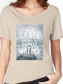 Oceans Women's Relaxed Fit T-Shirt