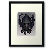 HunterBird Framed Print