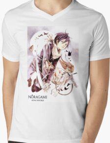 Noragami Mens V-Neck T-Shirt
