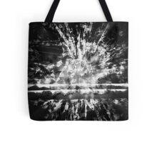 0126 Black Tote Bag