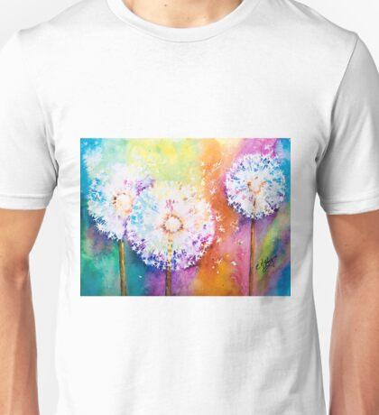 Dandelion Fantasia Unisex T-Shirt