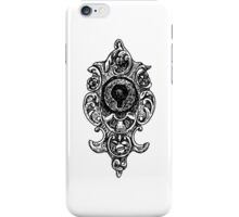 The Keyhole iPhone Case/Skin