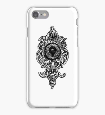 The Keyhole iPhone Case/Skin