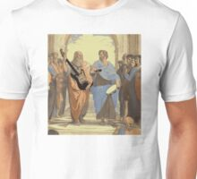 Battle of Athens (Color) Unisex T-Shirt