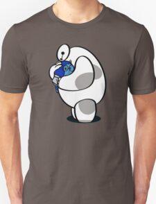 Baymax Hairy T-Shirt