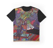 El huervo robot Graphic T-Shirt