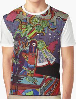 El huervo robot Graphic T-Shirt