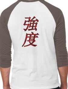 Strength In Chinese Men's Baseball ¾ T-Shirt