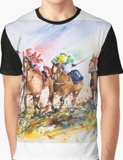 Flying By Graphic T-Shirt