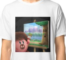 0025 - Happy Little Tree Classic T-Shirt