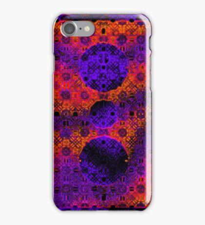 Double Neon Backside iPhone Case/Skin