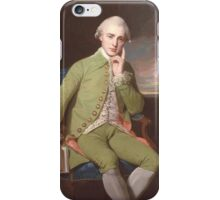 EARL GREY  BY ROMNEY iPhone Case/Skin