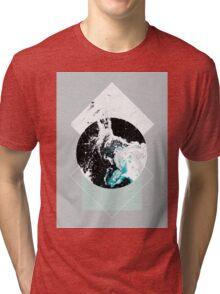 Geometric Textures 2 Tri-blend T-Shirt