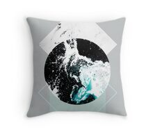 Geometric Textures 2 Throw Pillow