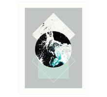 Geometric Textures 2 Art Print