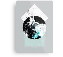 Geometric Textures 2 Metal Print