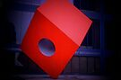 The Big Red Cube by John Schneider