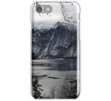 Lake Königsee, Germany iPhone Case/Skin