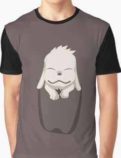Akamaru in your pocket! Graphic T-Shirt
