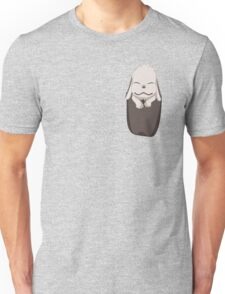 Akamaru in your pocket! Unisex T-Shirt