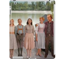 Jack Torrance in The Sound of Music iPad Case/Skin