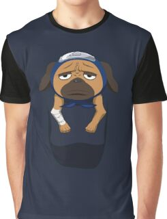 Pakkun in your pocket! Graphic T-Shirt