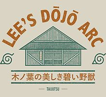 Lee's Dojo by Paula García