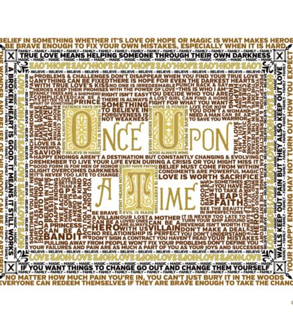 Wisdom of Once Upon A Time Sticker