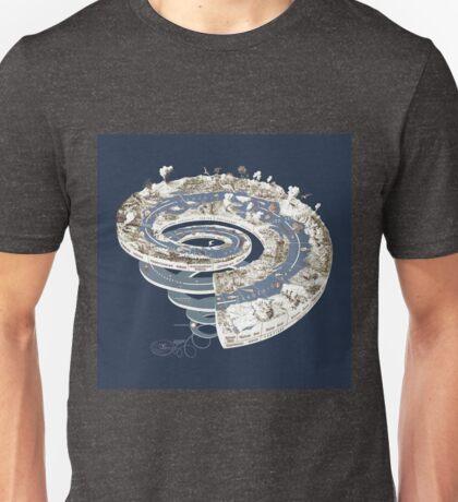 Geologic Period Timeline Unisex T-Shirt