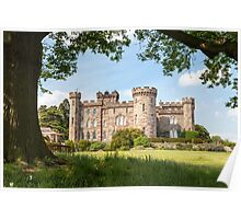 Cholmondeley Castle Cheshire England Poster