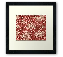 Pattern #46  Framed Print