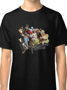 SALUT LES GEEKS Classic T-Shirt