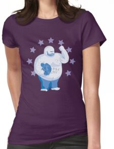 Cuddle For Life Womens Fitted T-Shirt