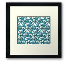 Pattern #47  Framed Print