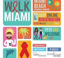 Aids Walk Miami 2016 by omar305