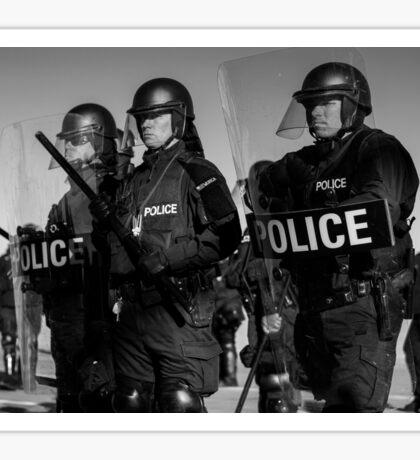 police Sticker