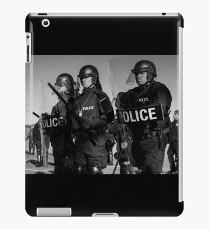 police iPad Case/Skin