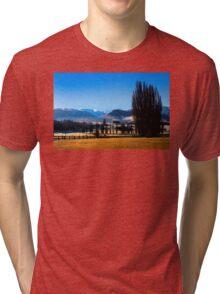 New Zealand Winter. Tri-blend T-Shirt