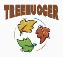 "Earth Day ""Treehugger"" Baby Tee"