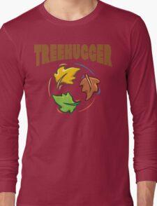 "Earth Day ""Treehugger"" Long Sleeve T-Shirt"