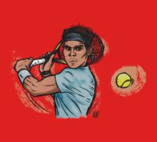 King of clay Baby Tee
