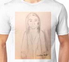Jesus, Rough Sketch Unisex T-Shirt