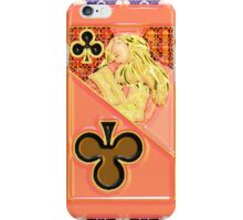 Art Gloss Jack of Clubs iPhone Case/Skin