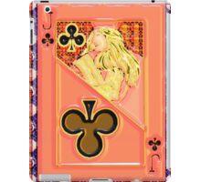 Art Gloss Jack of Clubs iPad Case/Skin