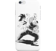 Goku and Piccolo iPhone Case/Skin
