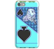 Art Gloss Jack of Spades iPhone Case/Skin