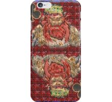 Art Gloss King of Clubs iPhone Case/Skin