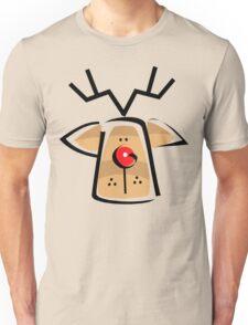 Christmas Reindeer T-Shirt Unisex T-Shirt